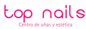 Top Nails logo